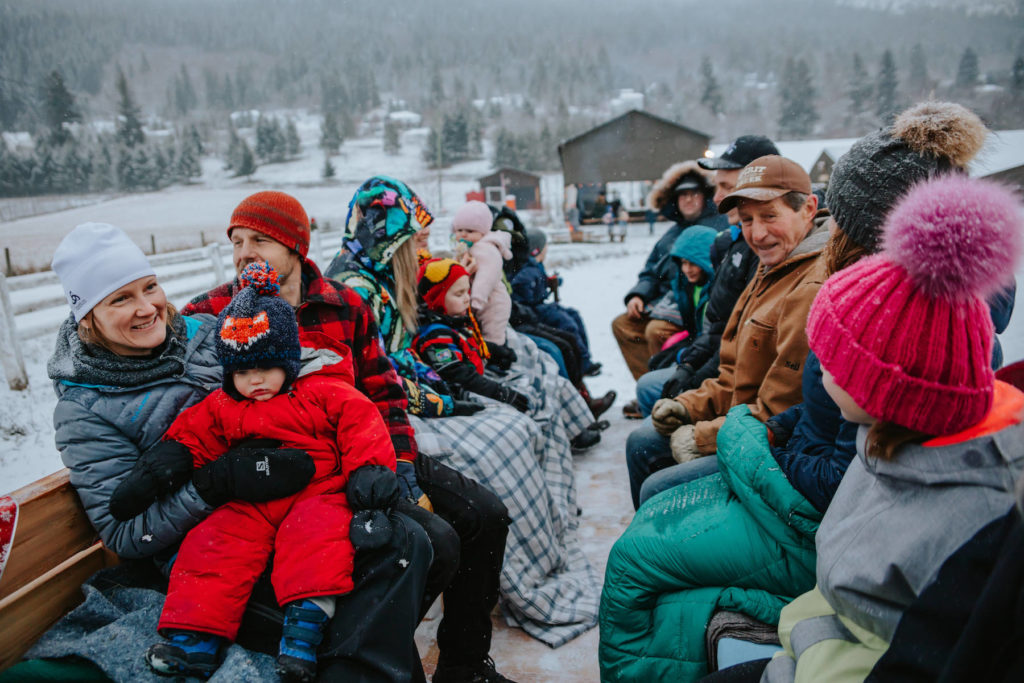 Horse Drawn Okanagan saw more than 1,700 guests from around the world at the 2018 winter events and this year will be bigger and better. (Carla Jean Stokes)